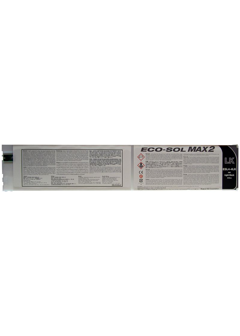 ROLAND ECOSOLMAX 2 440 CC LIGHT BLACK