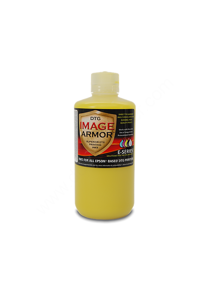 Image Armor inchiostro DTG YELLOW E-SERIES 1 lt.