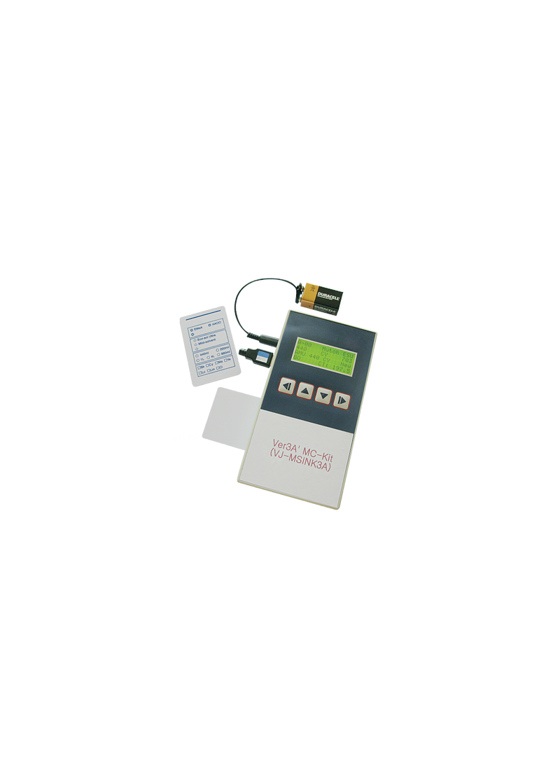 Programmer Mutoh smart card