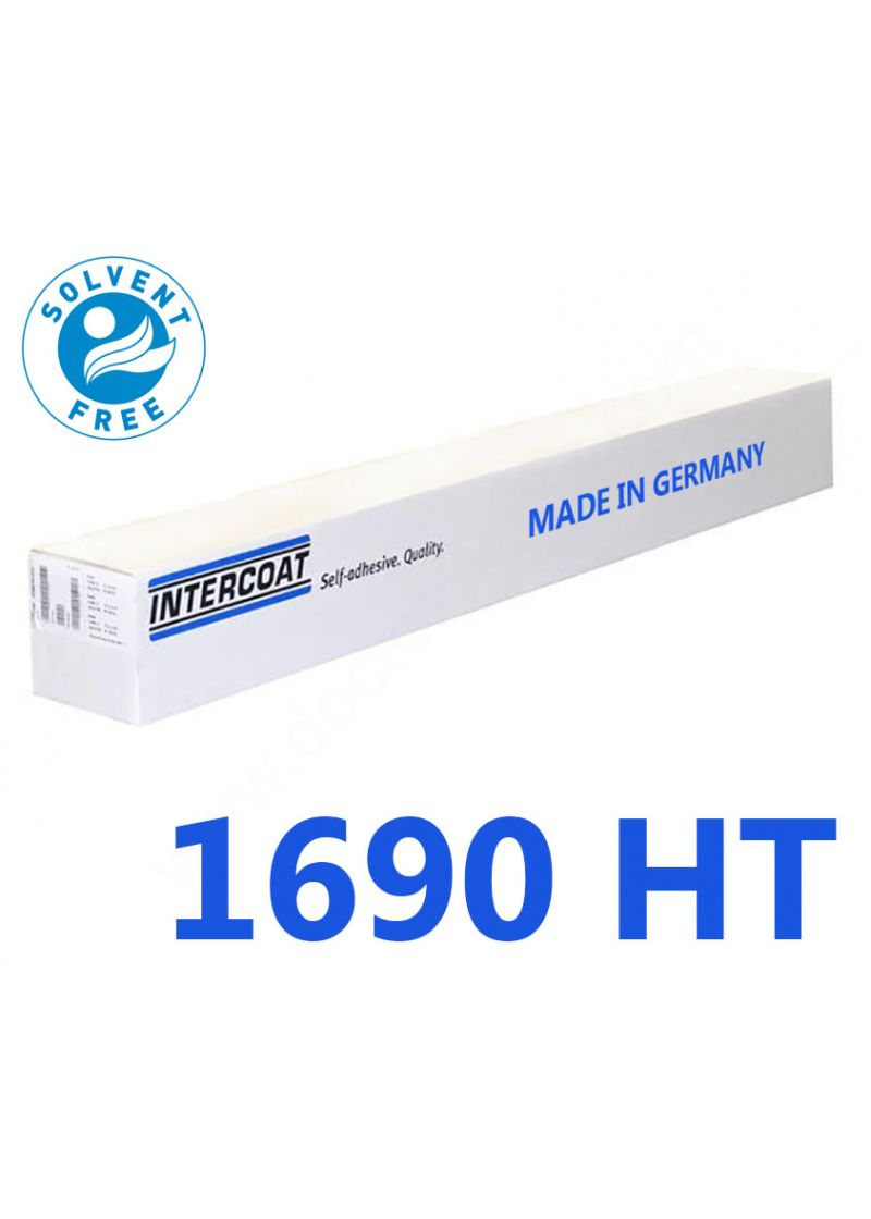 Intercoat 1690 Bianco lucido 70 my. Alto Tack