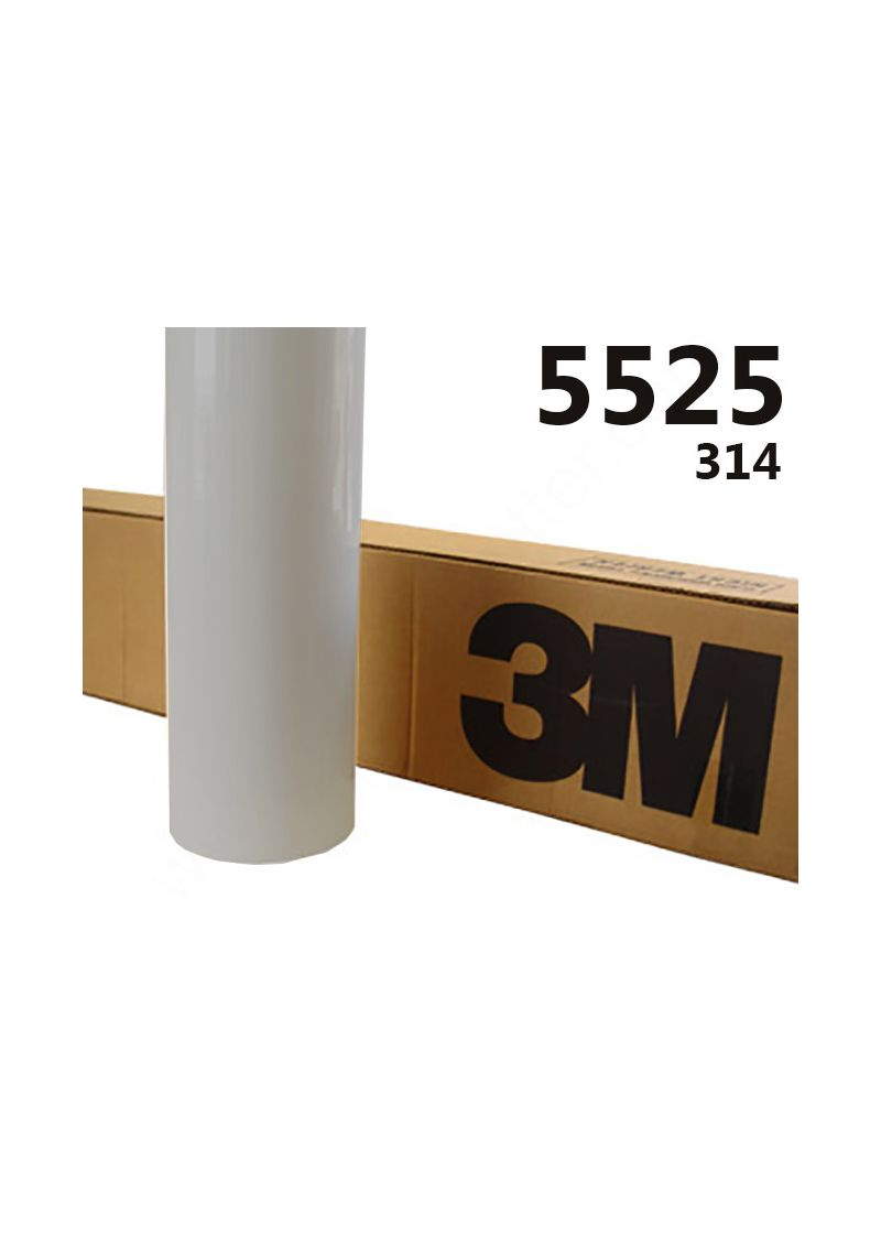3M™ CRYSTAL Dusted e Frosted Serie 5525