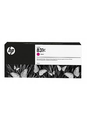 HP 831C Cartuccia Latex 775ml Magenta