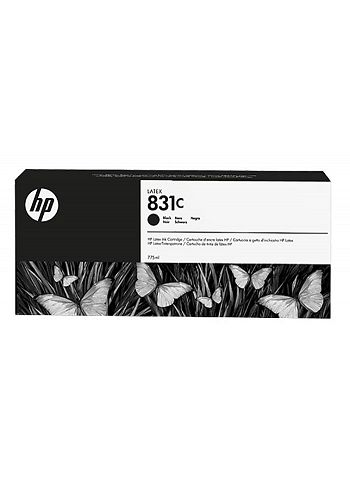 HP 831C Cartuccia Latex 775ml Black
