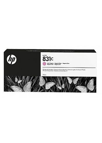HP 831C Cartuccia Latex 775ml Light Magenta