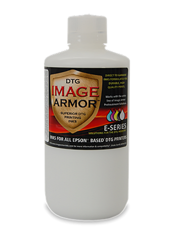 Image Armor inchiostro DTG WHITE E-SERIES  500 ml.
